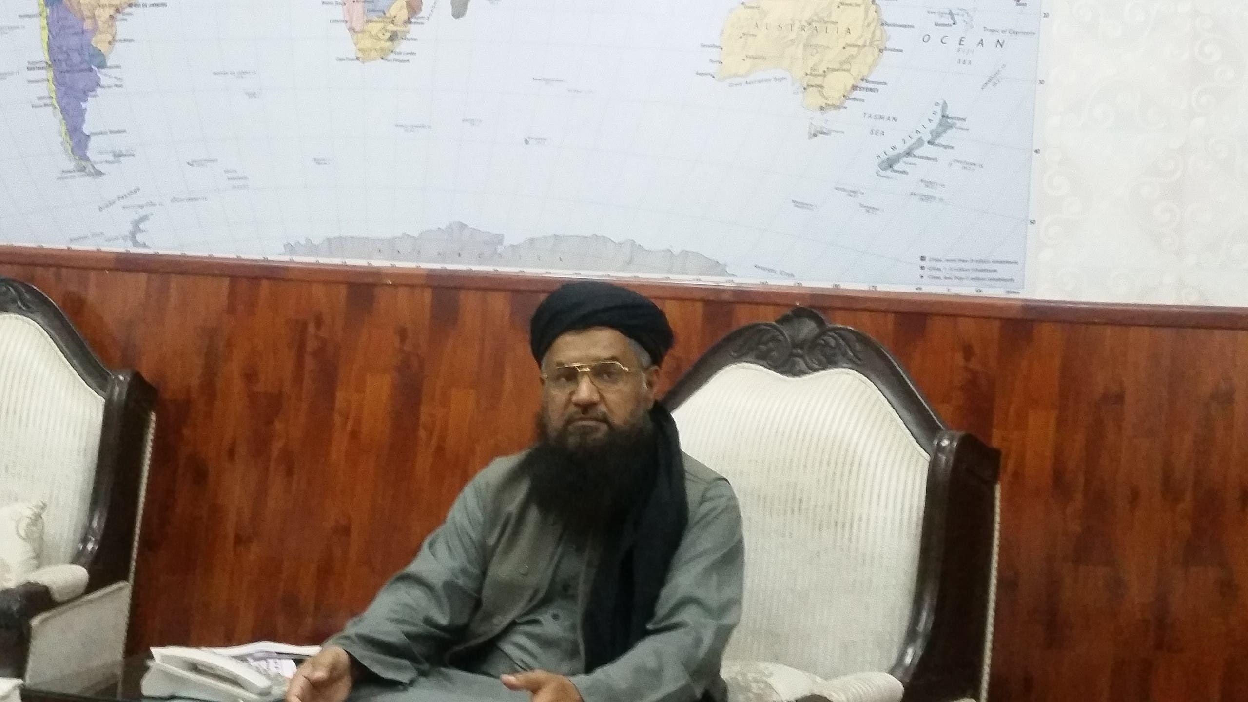 تحریک دفاعِ حرمین شریفین  کے سیکریٹری  جنرل  اور سربراہ انصار الاُمہ پاکستان مولانا فضل الرحمان خلیل