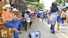 From street to studio: Indonesia buskers are dreaming big