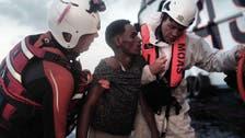 3,400 migrants rescued over weekend: Italian Coastguard