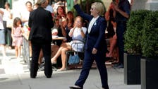 Clinton has pneumonia, was dehydrated at 9/11 event but 'recovering'