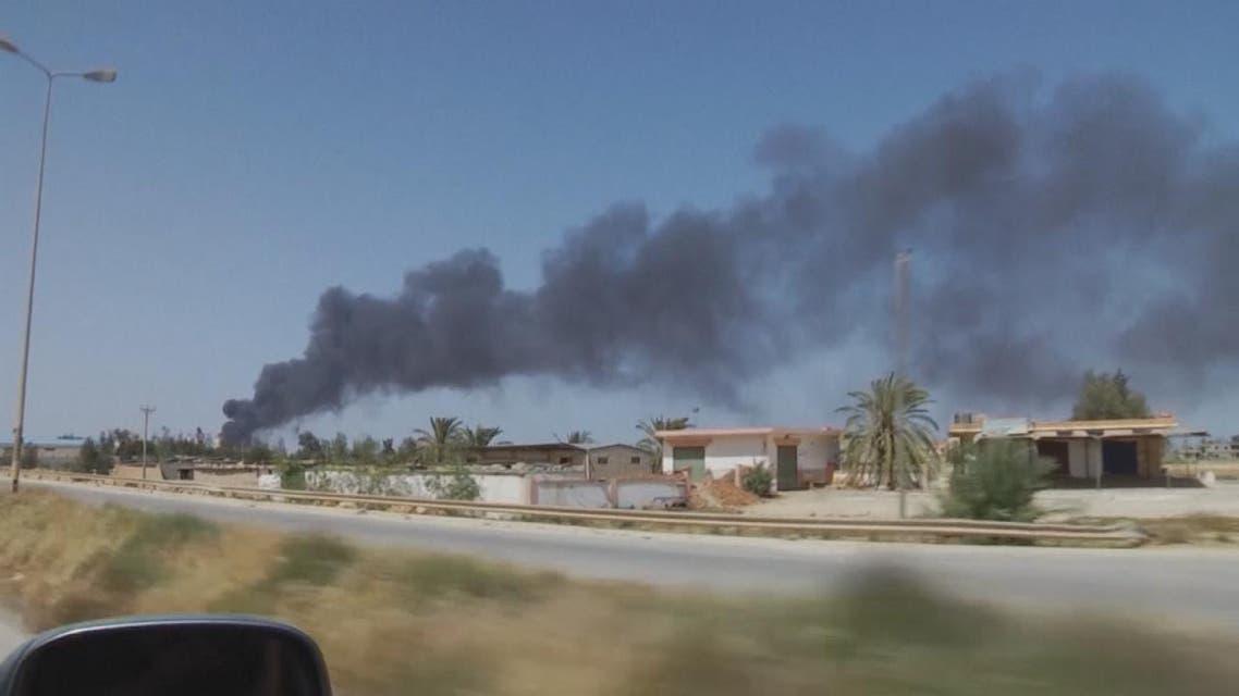 THUMBNAIL_ الجيش الليبي يسيطر موانئ الهلال النفطي الاستراتيجية