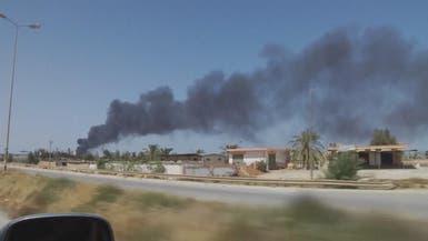 """ليبيا.. """"مؤسسة النفط"""" ترحب بسيطرة الجيش على الموانئ"""