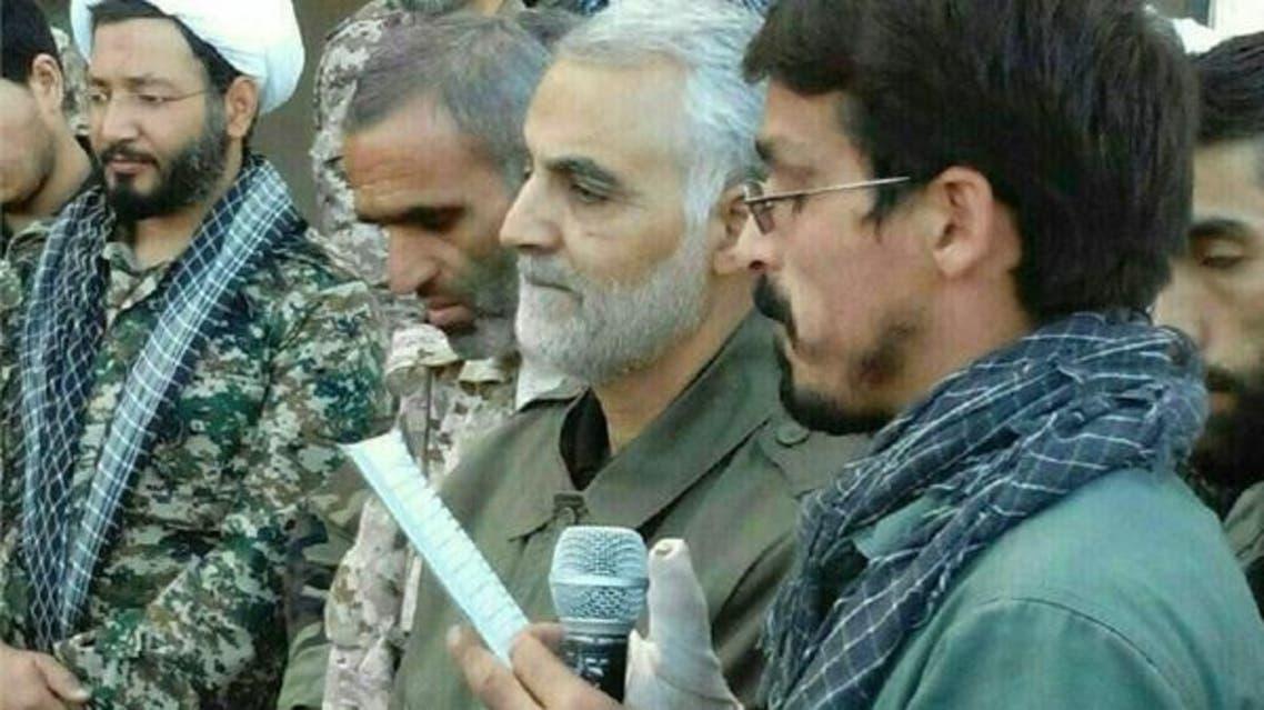مصرع قائد بالميليشيات الأفغانية في سوريا
