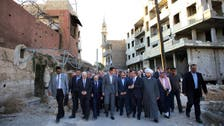 Most of Syria 'calm' after ceasefire