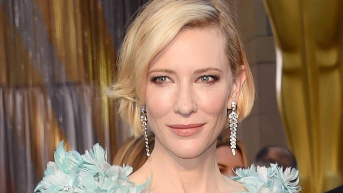 In this Feb. 28, 2016 file photo, Cate Blanchett arrives at the Oscars in Los Angeles. Blanchett will make her Broadway debut in Anton Chekhov's first, and long-forgotten, play. ap