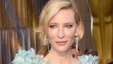 Blanchett, other movie stars spotlight plight of refugees