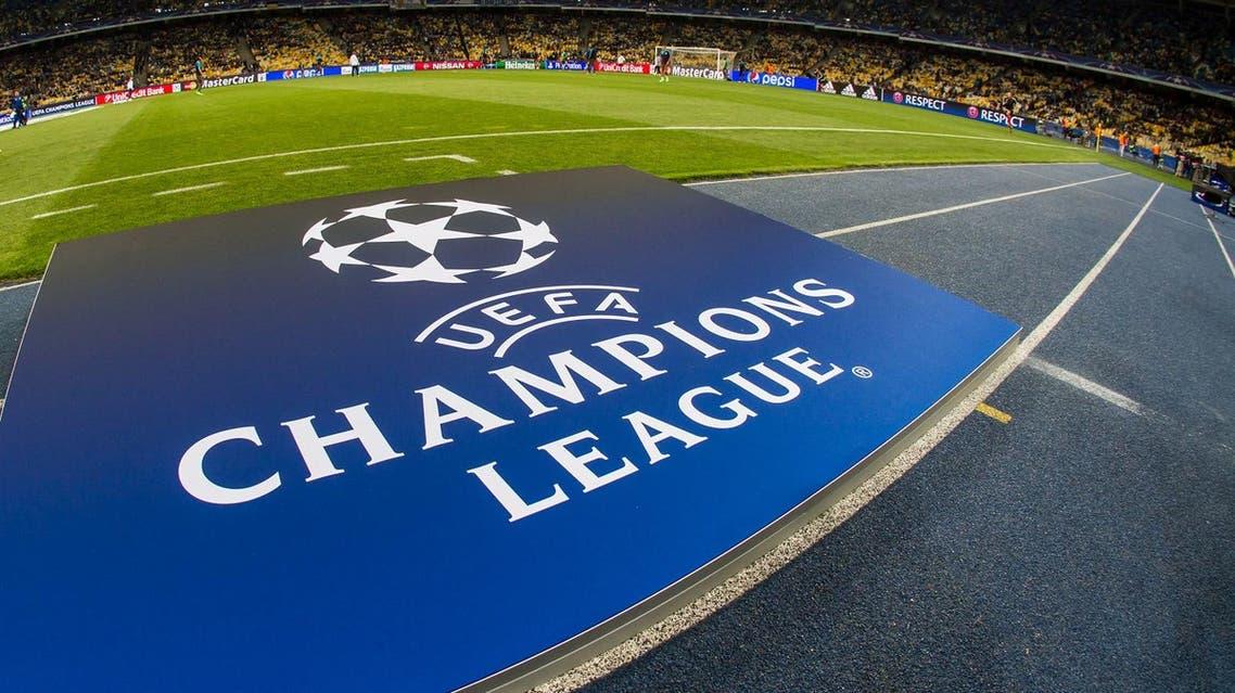 uefa champions league shutterstock