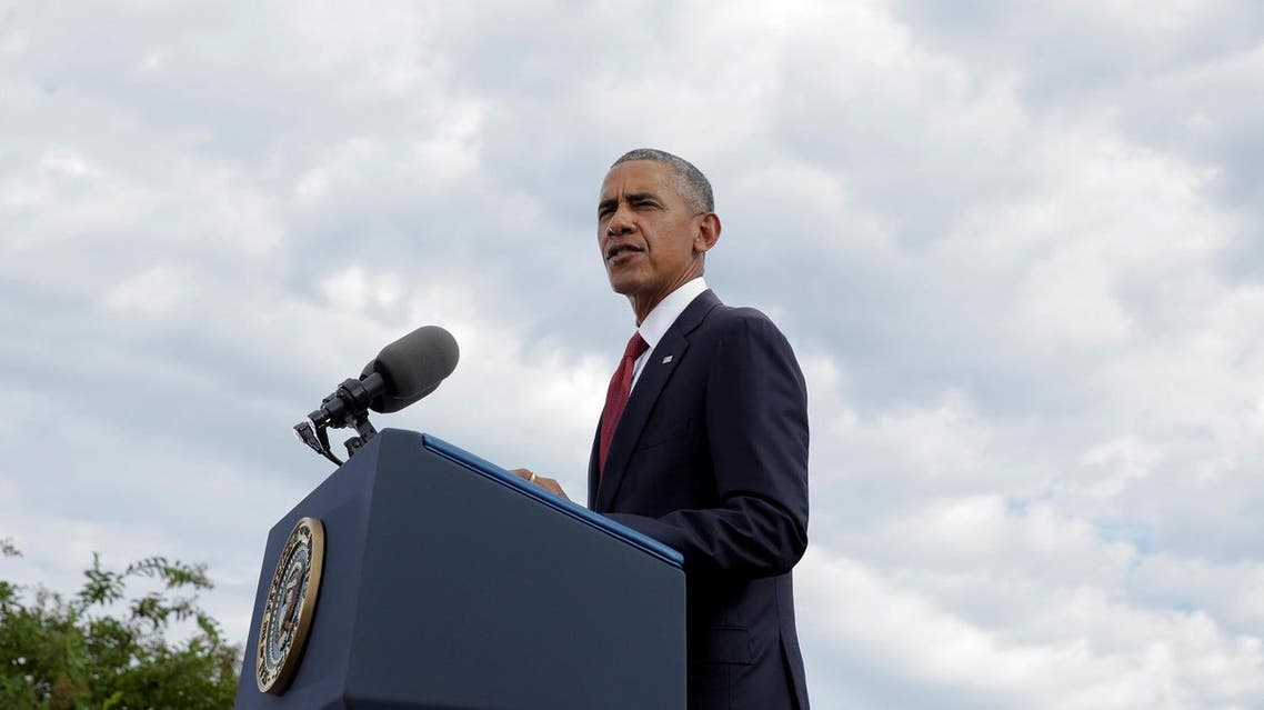 Under the Constitution, Obama has 10 days to veto the bill before it automatically becomes law. (Reuters)