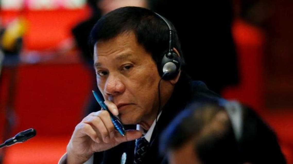 President Rodrigo Duterte ratcheted up his feud with the United States Monday, ordering all American special forces out of the southern Philippines.. (File Photo: Reuters)