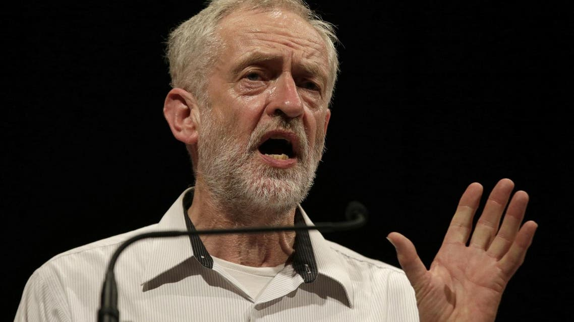 """Corbyn said he was """"very unhappy"""" about the suggested size of a new constituency. (File Photo: AP)"""
