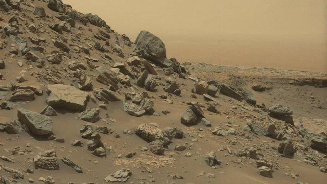 المريخ أحدث صورة