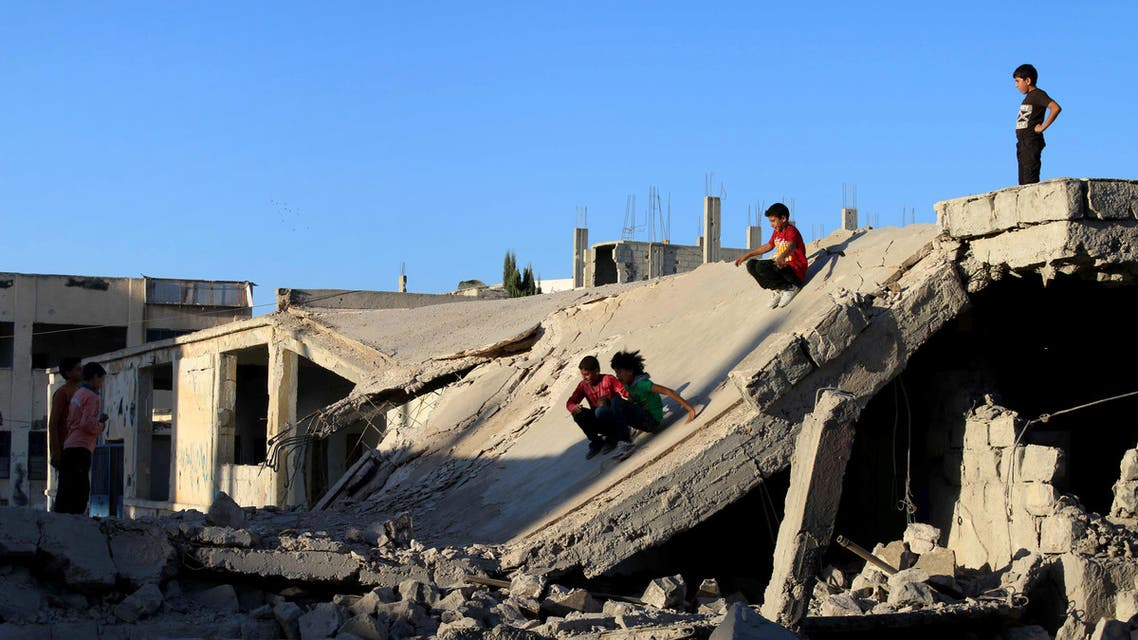Syrian Observatory for Human Rights has not recorded a single civilian death from fighting in the fifteen hours since the ceasefire came into effect. (AFP)