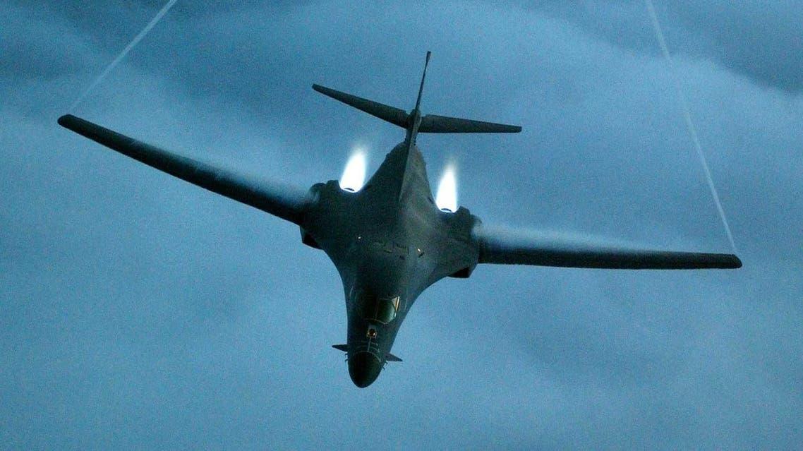 B-1B bomber (File photo: Reuters)
