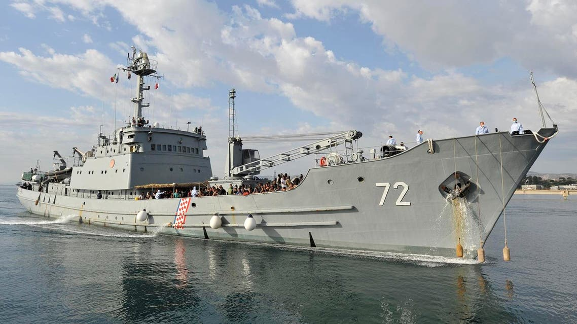 Libyan Navy said the vessel had entered Libyan waters, and while the aid workers tried to flee, warning shots were fired. (File Photo: AP)