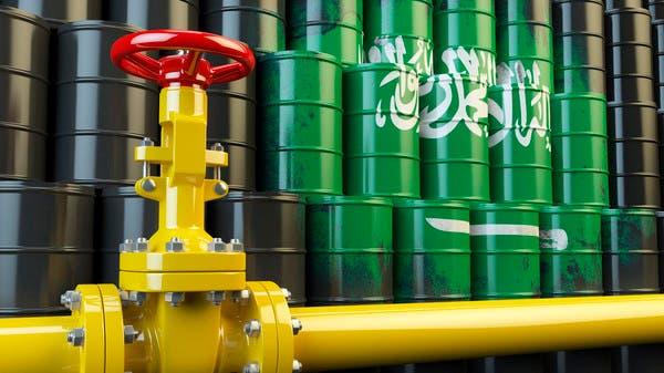 Image result for براميل النفط السعودية