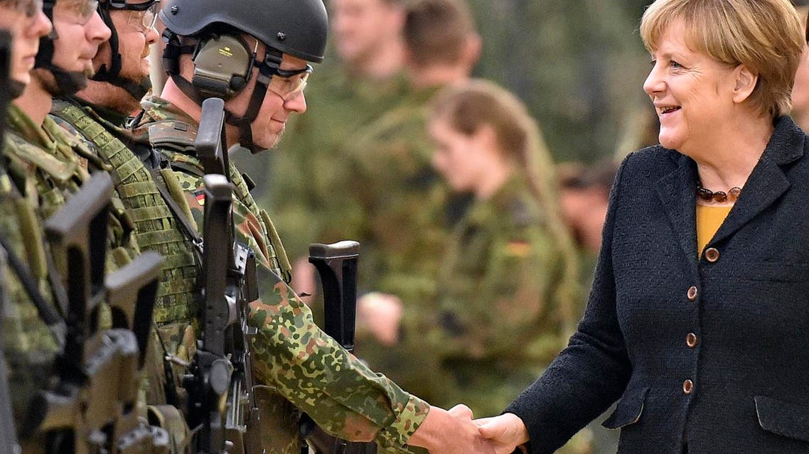The deployment is part of a scheme by Germany to expand its military role in Europe and NATO. (File Photo: AP)