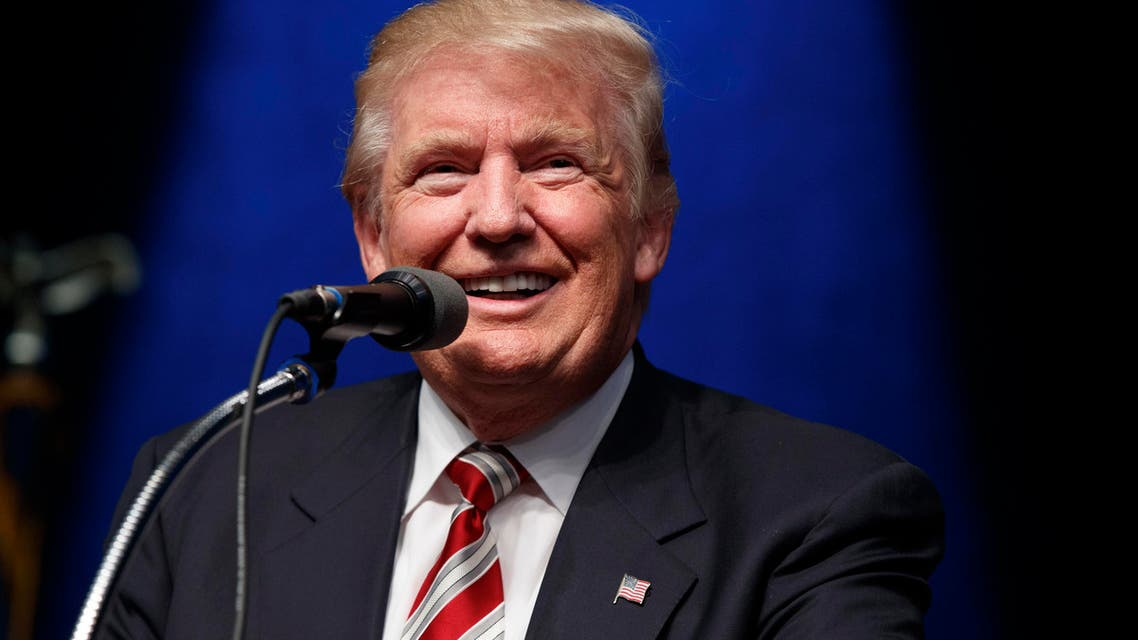 The Post also found other irregularities, including that Trump spent $20,000 of money that had been set aside for charitable purposes to purchase a six-foot (1.8-meter) painting of himself. (AP)
