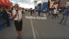 Al Arabiya's Nadine Kirresh's first 360 report from Venice Film Festival