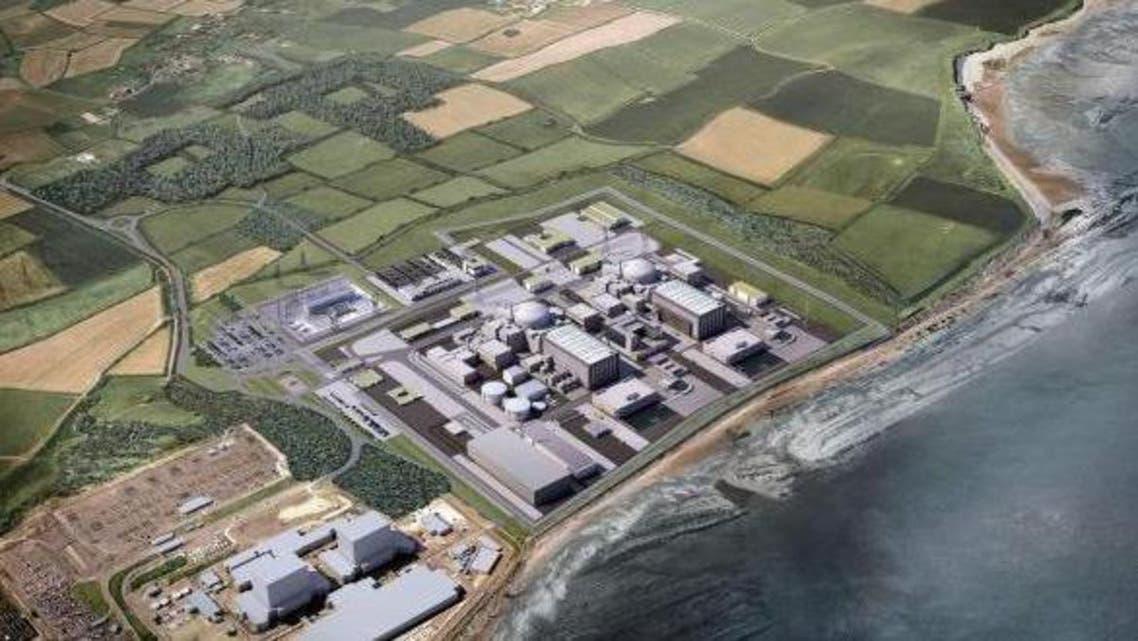 محطة نووية بريطانيا