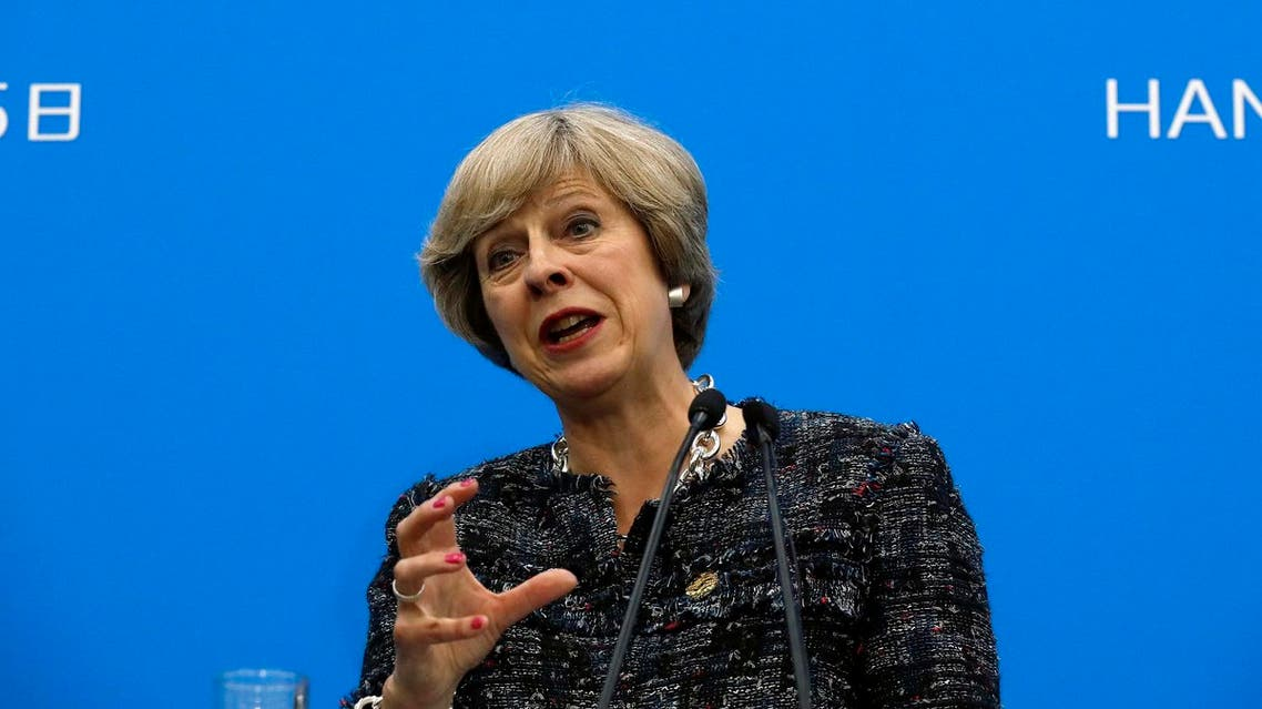 May's government approved the $24 billion project. (File Photo: AP)