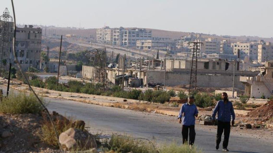 طريق الكاستيلو حلب