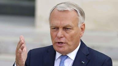 وزير خارجية فرنسا: تصريحات الأسد بشأن الكيمياوي أكاذيب