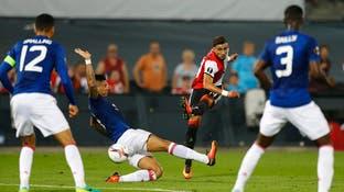 الهزائم تلاحق مانشستر يونايتد في أوروبا