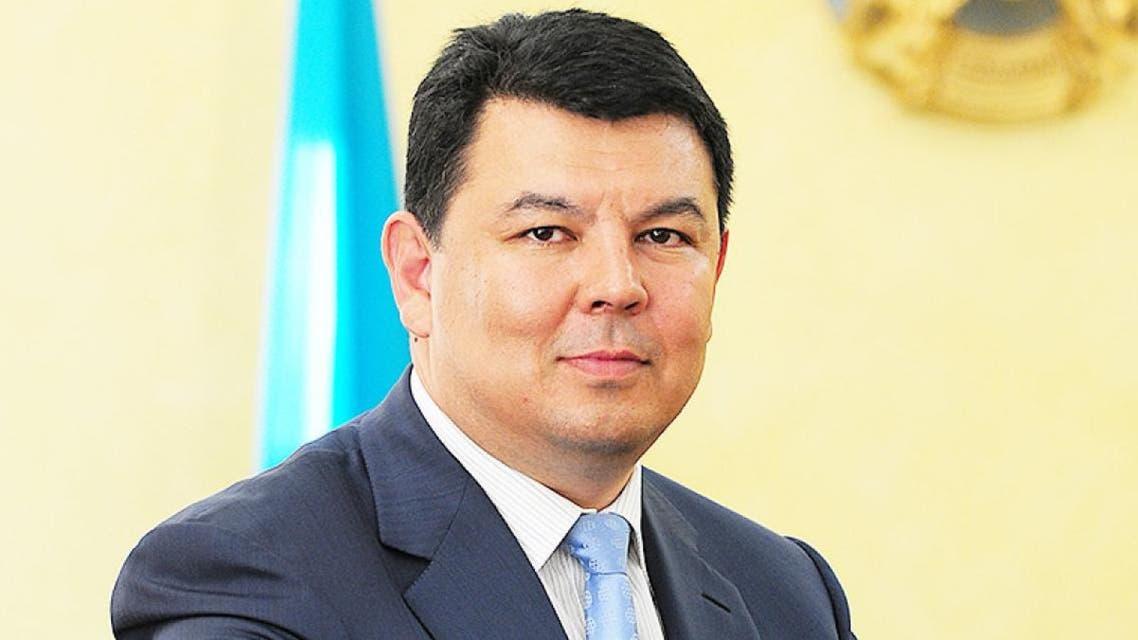 وزير الطاقة الكازاخستاني كانات بوزمباييف