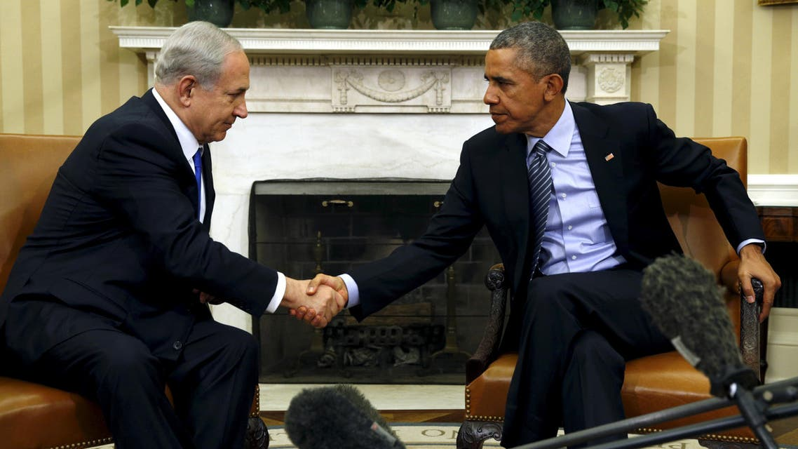 Nearly 10 months of drawn-out aid negotiations underscored continuing friction between President Barack Obama and Netanyahu over last year's nuclear deal with Iran. (Reuters)