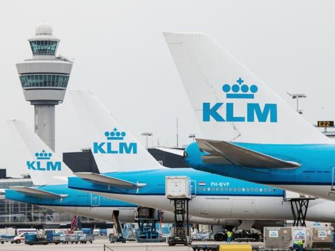 حزمة إنقاذ بـ 3.4 مليار يورو لـ KLM الهولندية