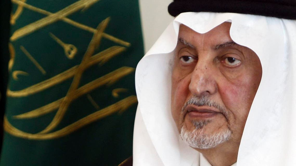 Makkah province governor Prince Khaled al-Faisal said that the orderly conduct of Hajj this year 'is a response to all the lies and slanders'. (File photo: Reuters)