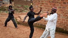 Ugandan filmmaker makes gripping $200 action flicks