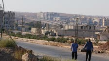 Conflicting reports on if Syrian troops left key road