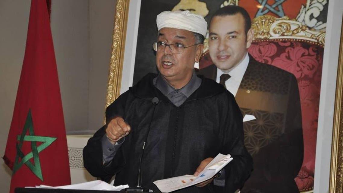 وزير السياحة المغربي لحسن حداد