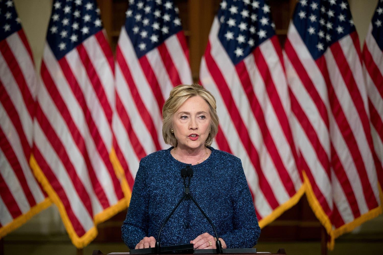 هيلاري خلال حملتها