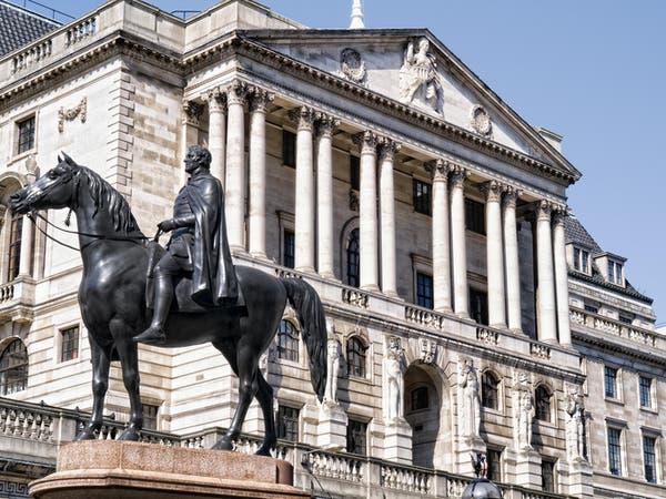 محافظ بنك إنجلترا: التعافي سيستغرق وقتاً أطول