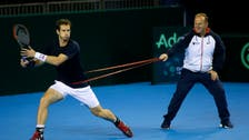 Andy Murray in 'one more push' as Britain eye Davis Cup final