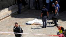 Palestinian shot dead after third attack in one day