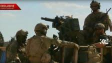 بالفيديو.. قوات خاصة أميركية قرب مدينة الرقة