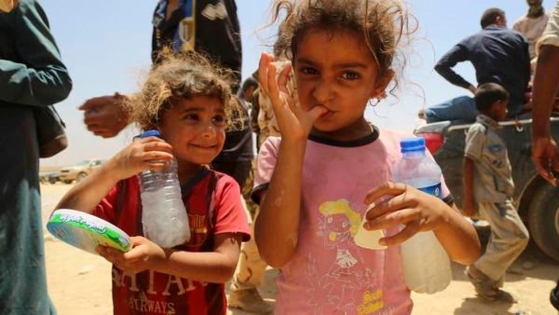 عراقی بچے