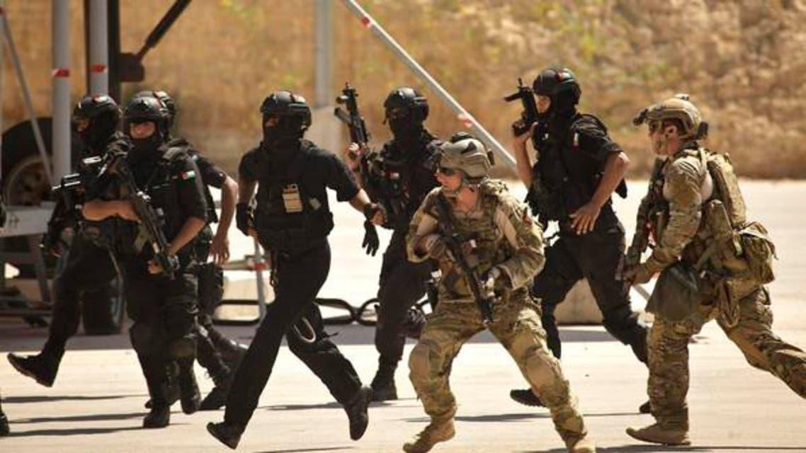 امریکی سپیشل فورسز