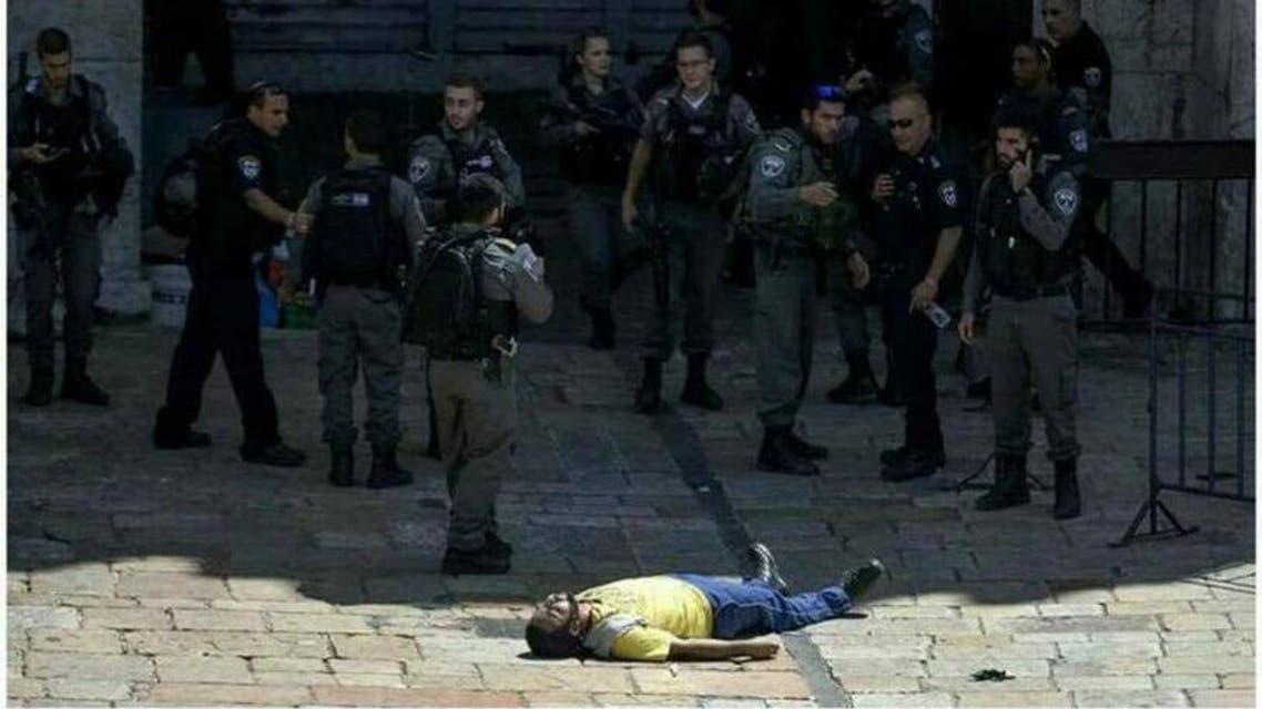 سعيد العمرو، الأردني لم يفهم اللغة العبرية فقتلوه في القدس