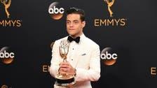 Egyptian-American Rami Malek wins best drama actor Emmy