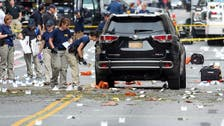 FBI questions car's occupants in Nork York blast probe