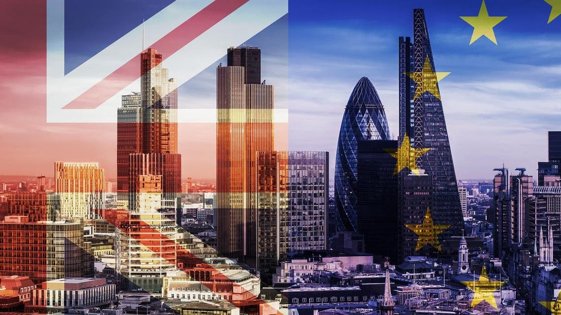 London's business district, Brexit (Shutterstock)
