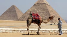Tourists offered glimpse of rural life near Egypt's pyramids