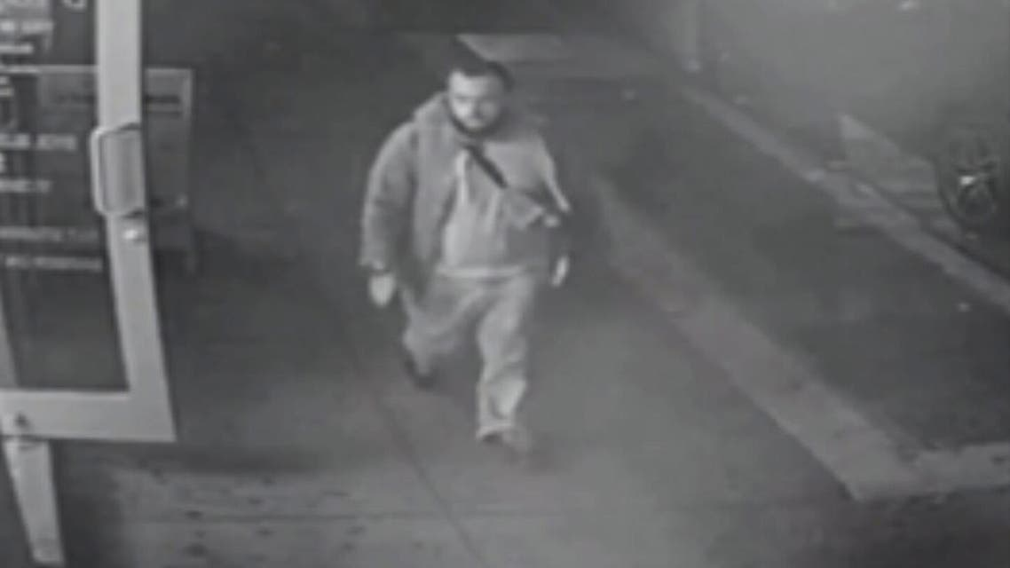 This frame from surveillance video released by the New Jersey State Police shows Ahmad Khan Rahami (Photo: New Jersey State Police via AP)