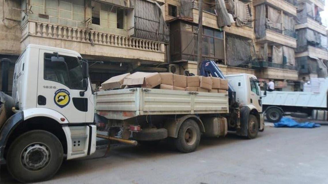 syria aid convoy file photo reuters