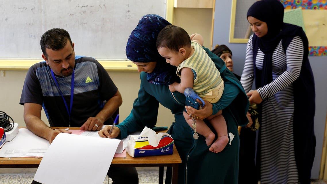 الانتخابات في الأردن - رويترز