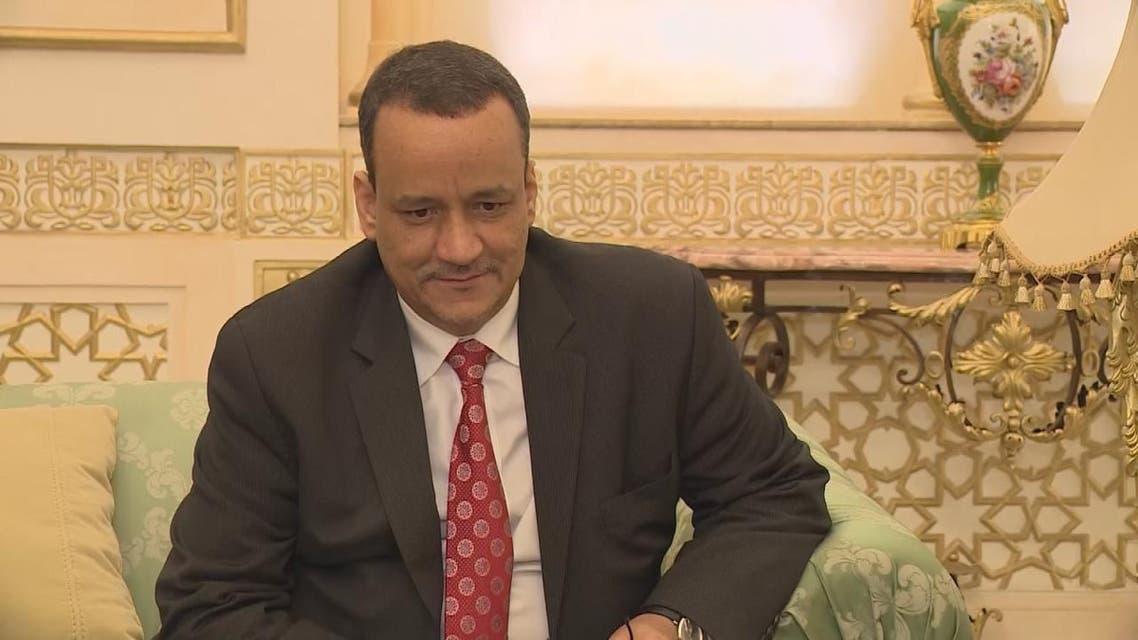 THUMBNAIL_ ولد الشيخ أحمد: خروقات الهدنة باليمن أضحت حرباً مشتعلة